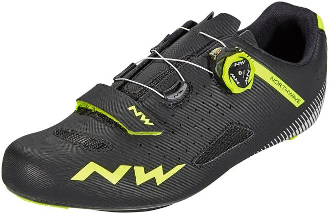Fluo Core Shoes Herren Plus Blackyellow Northwave yf7gY6b